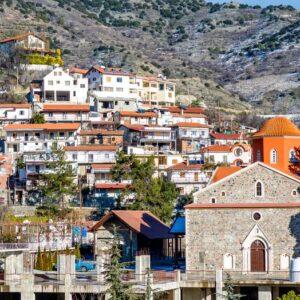 Экскурсия по деревням и горам Кипра из Пафоса