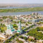 «Россия» открывает полеты в Астрахань