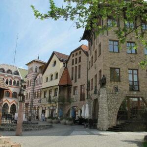 Дьор и Братислава из Будапешта