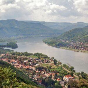 Излучина Дуная: Сентэндре, Эстергом, Вышеград