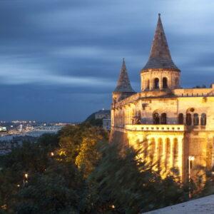 Магия вечернего Будапешта (автобусная экскурсия)