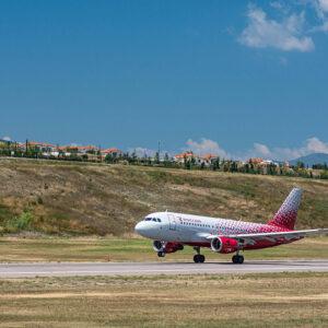 Рейсы «России» в Геленджик станут круглогодичными